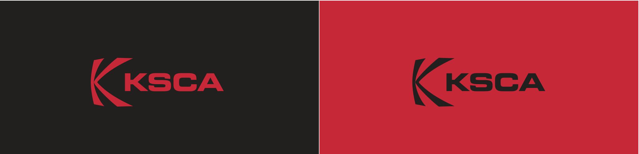 KSCA logo variations